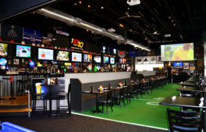 The 1st and 10 Sports Bar