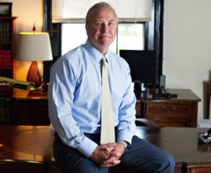 Cramer & Anderson Partner Ken Taylor.