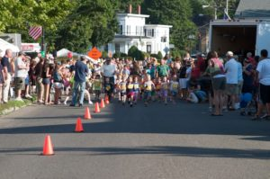 New Milford Village Fair Days Kids Fun Run