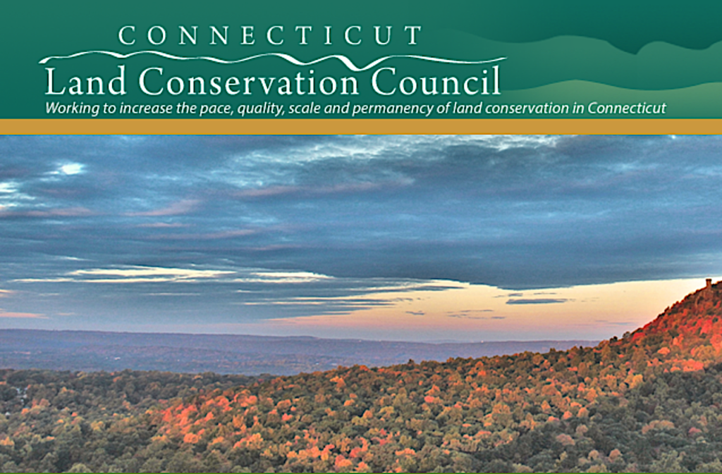 A screen shot from the Connecticut Land Conservation Council's website.
