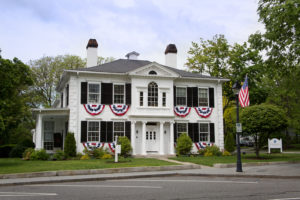 Cramer & Anderson's flagship office in New Milford, CT
