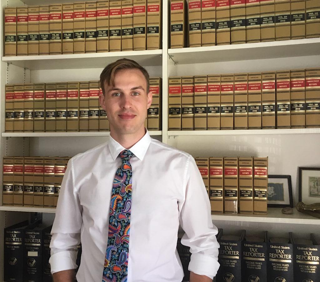 Cramer & Anderson Associate Steen Kadison