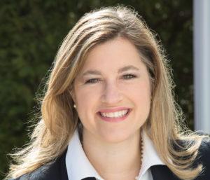 Cramer & Anderson Attorney Jennifer Collins Distinguished Leaders award