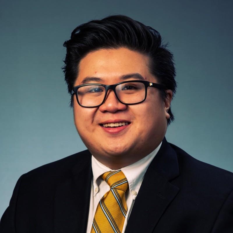 Justin Chan, 2020 Cramer & Anderson summer associates