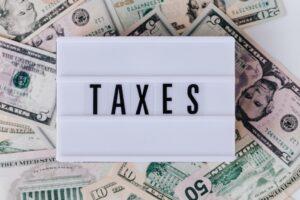 mortgage escrow property taxes