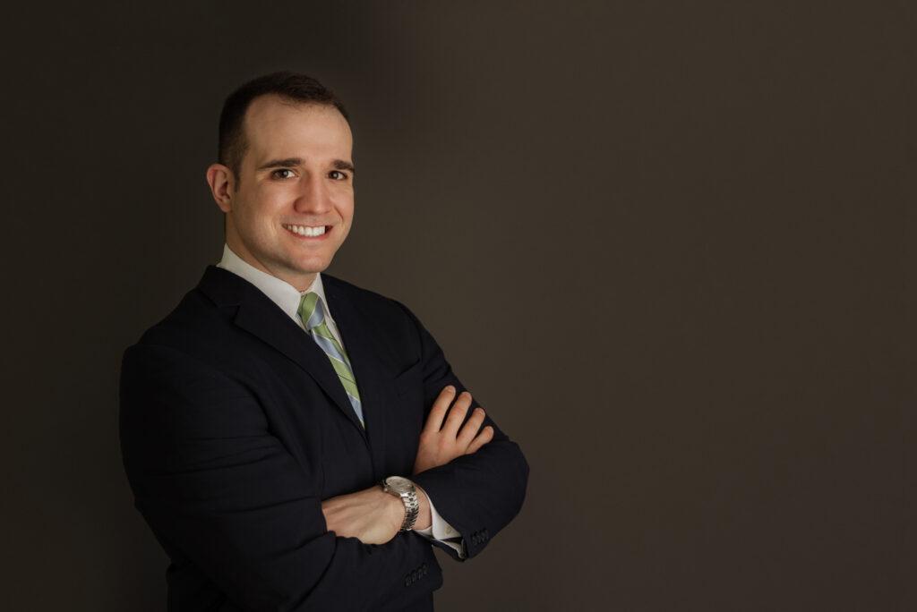 Attorney Matthew Sponheimer, Cramer & Anderson