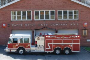 Water Witch Hose Co. #2, New Milford, Attorney Randy DiBella, Cramer & Anderson, honorary member